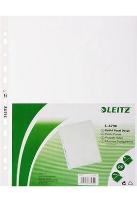Leitz 4796 Poşet Dosya A4 100'Lü