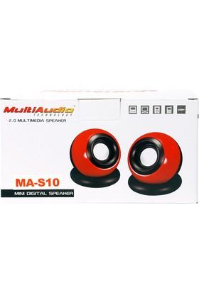 Multi Audio Ma-S10 Mini Dijital Speaker