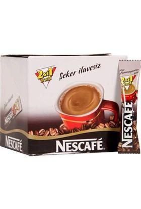 Nescafe 2 Si 1 Arada 48'Li Paket