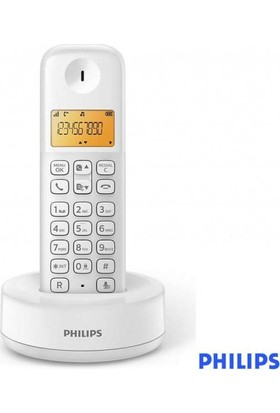 Philips D130 Telsiz Telefon