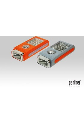 Panther Pt-2808 Db Pilli Fener