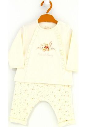 Kitikate 15980 Elegant 2'li Bebek Takımı