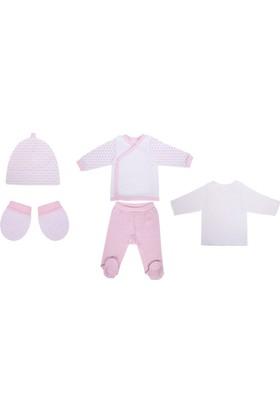 Sevi Bebe 4347 Prematüre Zıbın Seti
