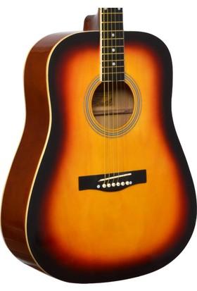 Gitar Akustik Manuel Raymond Mra415Sb