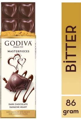 Godiva Masterpieces Bitter Tablet 86 gr