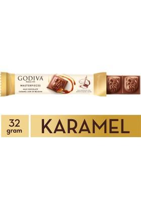 Godiva Masterpieces Karamel Bar 32 gr