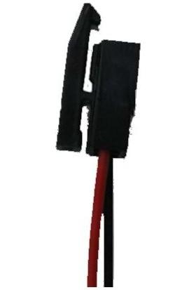 Soket Connector No 52 Siyah Panasonic Soketi