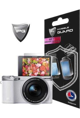 Ipg Samsung NX500 Görünmez Ekran Koruyucu (2 adet)