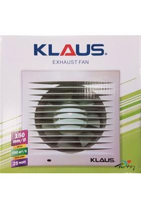 Klaus Banyo Aspiratör Fanı (150 mm)