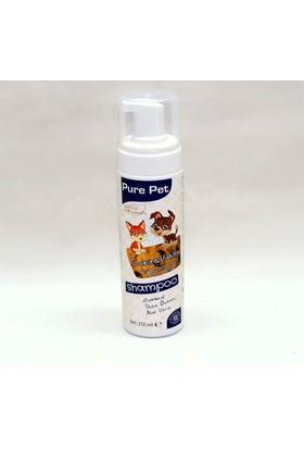 Pet Love Eco Durulamasız Kuru Köpük Şampuanı Cookie&Vanilya 250 Ml