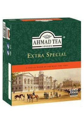 Siirt Doğal Gıda Orjinal Ahmad Tea 100'Lü Demleme Çay