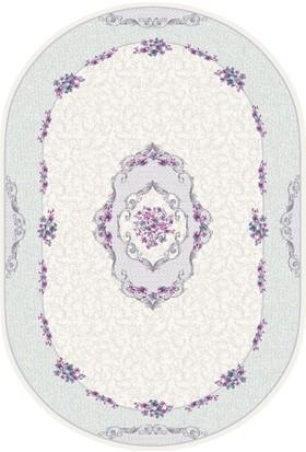 Brillant Latex Halı Daniel Oval Hle11576.801 (Püsküllü)