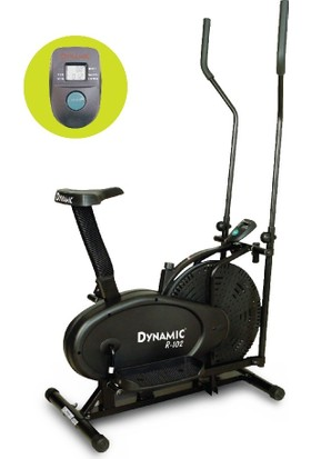 Dynamic R102N Eliptik Bisiklet Orbitroller Orbitrack