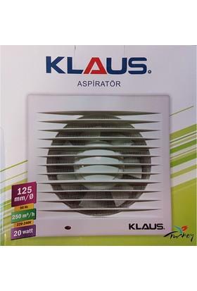 Klaus Banyo Aspiratör Fanı (125 mm)