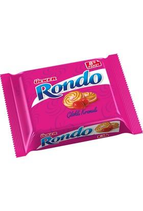 Ülker Rondo Çilekli Kremalı 8 Adet 76 gr