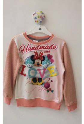Disney MN6662 Kız Swatshirt