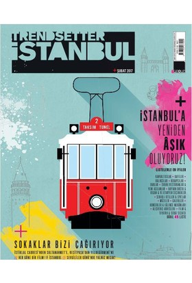 Trendsetter İstanbul 3 Aylık Dijital Dergi Aboneliği