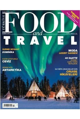 Food and Travel 3 Aylık Dijital Dergi Aboneliği