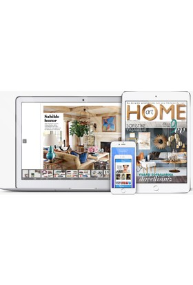 HomeArt 3 Aylık Dijital Dergi Aboneliği