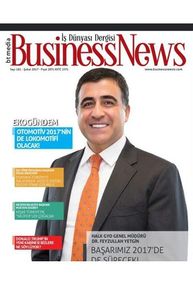 Business News 3 Aylık Dijital Dergi Aboneliği