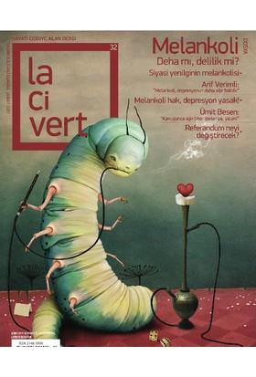 Lacivert 3 Aylık Dijital Dergi Aboneliği
