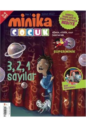 Minika Çocuk 3 Aylık Dijital Dergi Aboneliği