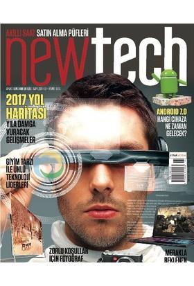 NewTech 3 Aylık Dijital Dergi Aboneliği