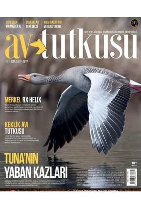 Av Tutkusu 3 Aylık Dijital Dergi Aboneliği