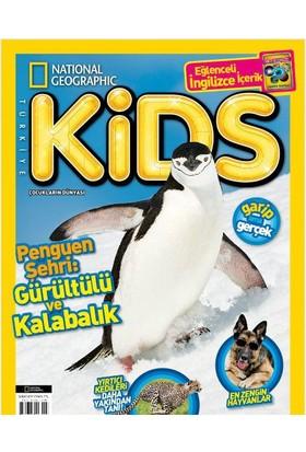 National Geographic Kids 3 Aylık Dijital Dergi Aboneliği