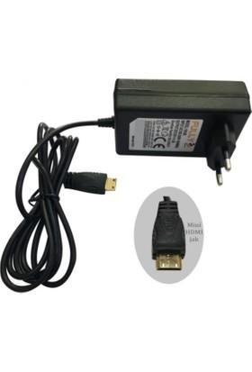 Fully 12V 2A Adaptör Mini HDMI Jak Fişli