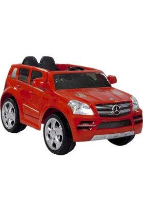 Sunny Baby Benz 12 V Akülü Jeep Kırmızı
