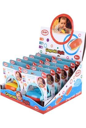 Zuzu Toys Çıngıraklı Dişlik