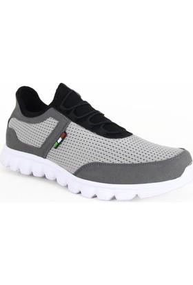 Texin 536 Erkek Yürüyüş Ayakkabı Füme