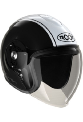 Roof Rover Classic Noir-Blanc Kask