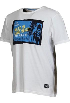 Hummel Erkek T-Shirt Miley C08071-9001