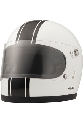 DMD Rocket Racing White Kask