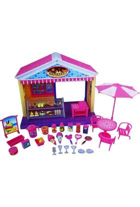 Beren Dondurma Dükkanı Seti