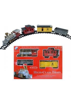 Bircan Klasik Tren Seti 20 Parça