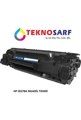 Teknosarf Hp 78A Muadil Toner