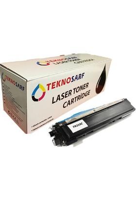 Teknosarf Brother Tn-210 Mavi Muadil Toner