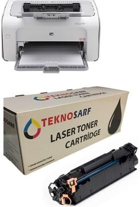 Teknosarf Hp Laserjet P1102 Muadil Toner