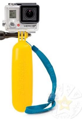 Markacase Gopro Hero 5-4-3-3Plus İçin Monopod Floaty Grip Şamandıra Batmaz El Tutacağı