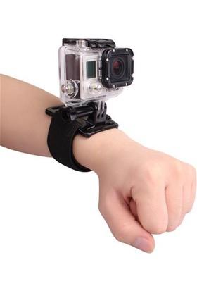 Markacase Gopro 5-4-3-3+ Ve Session İçin 360 Derece Bileklik Askı Aparatı Wrist Strap