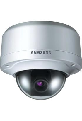 Samsung Darbeye Dayanıklı 12X Wdr Dome Kamera