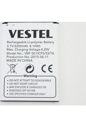 Vestel Venüs 5.0 X Vsp250G Cep Telefonu Bataryası