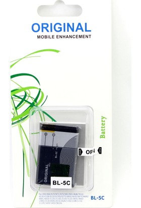 Able Nokia 3120 Cep Telefonu Bataryası