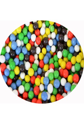 Kardelen Kuruyemiş Çikolatalı Leblebi 100 Gram (Karışık Renkli)