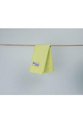 İntermop Mikrofiber Hassas Yüzey Temizleme Bezi Sarı 40x40cm