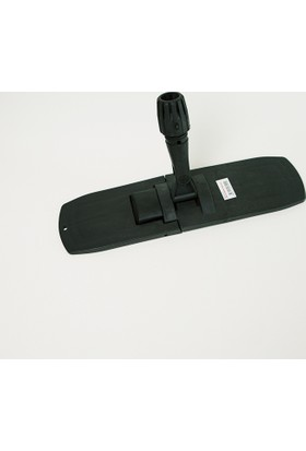 Ziron Plastik Mop Tutucu Siyah 40cm