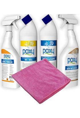 Poxy 3 Temizlik Ürünleri